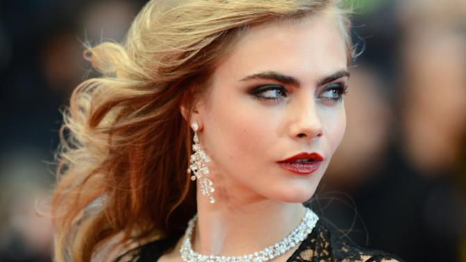 Cara Delevingne Fun Facts