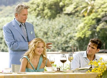 Michael Douglas , Kate Hudson and Matt Dillon in Universal Pictures' You, Me and Dupree