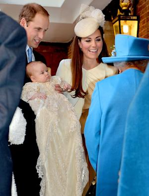 Prince George's Christening Service Details: Pippa Middleton and Prince Harry Read Bible Verses