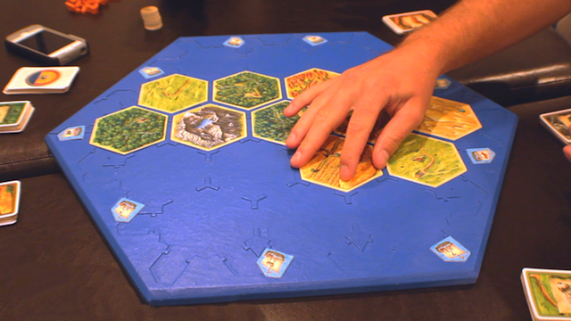 'Settlers of Catan' Gets a New Game Board Thanks to Kickstarter