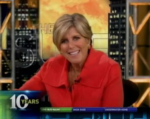 Financial (and Life) Advice from Suze Orman
