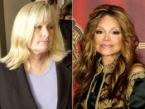Paris Jackson Suicide Attempt: Debbie Rowe and La Toya Jackson Unite at Hospital