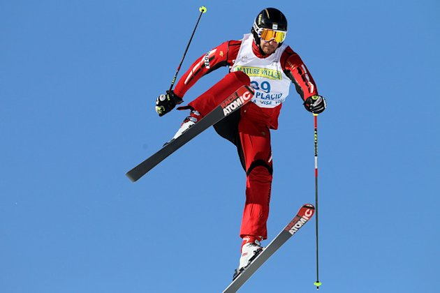 Nick Zoricic Of Canada Competes Getty Images