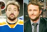 Kevin Smith, Chris Hardwick | Photo Credits: David M. Russell/AMC, AMC