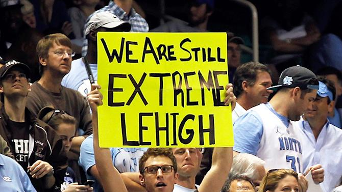 NCAA Basketball Tournament - Lehigh v Xavier