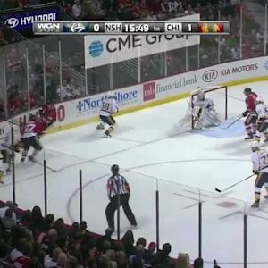 Nashville Predators at Chicago Blackhawks - 10/18/2014