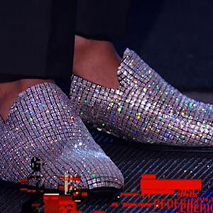 Nick Cannon's $2 Million Shoes