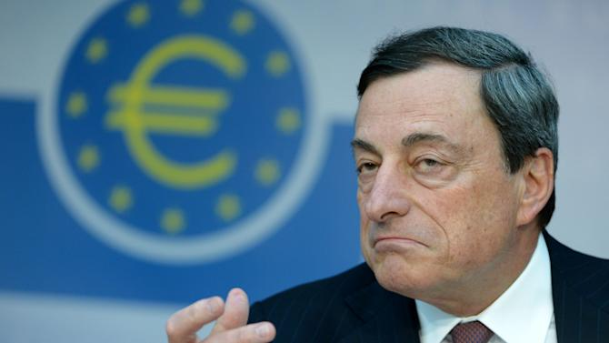 Draghi: ECB looking at new tools for growth
