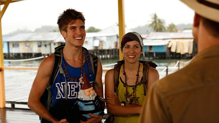 Interview: Joey & Meghan talk 'Amazing Race: All-Stars'