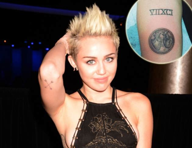 Miley Cyrus -- Getty Imag …