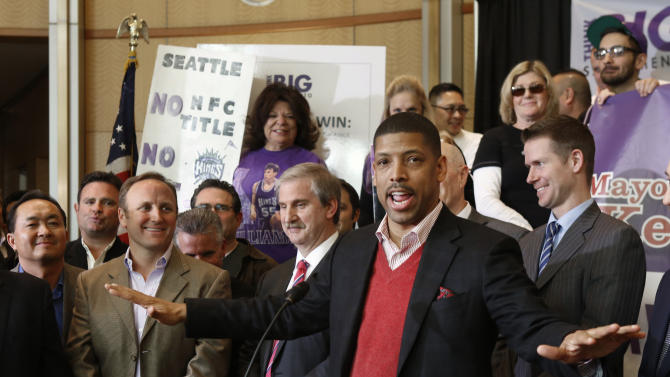 Mayor KJ tells Seattle 'don't celebrate too early'
