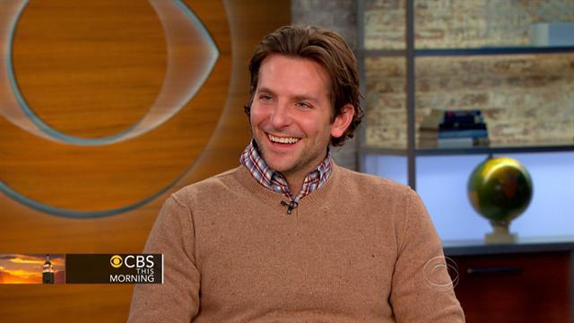 "Bradley Cooper on ""Silver Linings Playbook,"" Oscar nod"