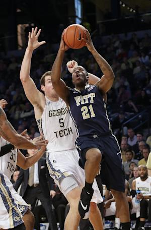 No. 22 Pitt beats Ga Tech; still perfect in ACC