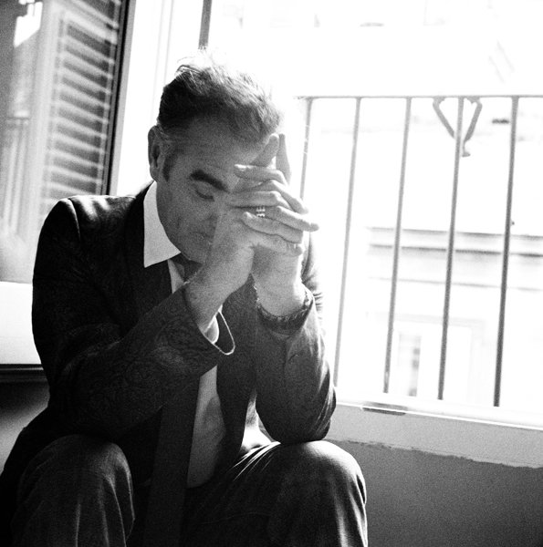 Morrissey in Repose