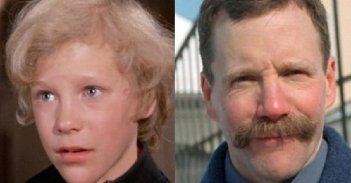 Willy Wonka & the Chocolate Factory Then and Now