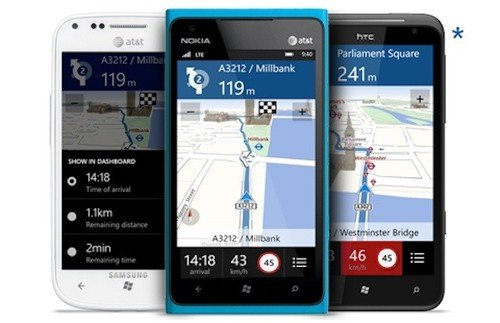 Nokia confirms it's opening up Nokia Drive to other Windows Phone 8 manufacturers. Phones, Windows Phone 8, Nokia, Nokia Drive, Mapping Software 0