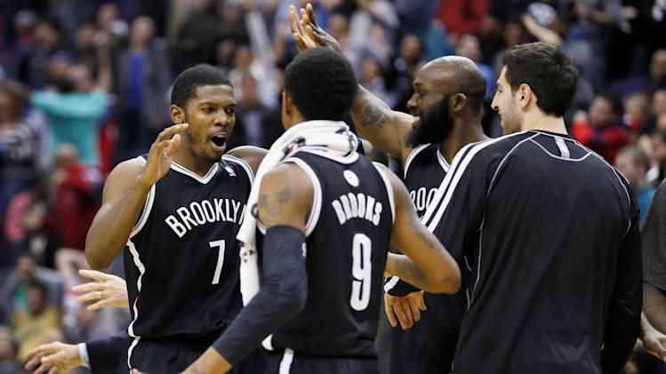 Brooklyn Nets v Washington Wizards