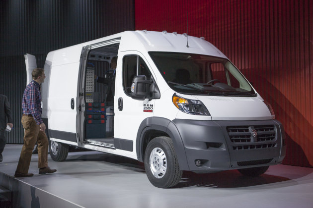 2014 Ram ProMaster