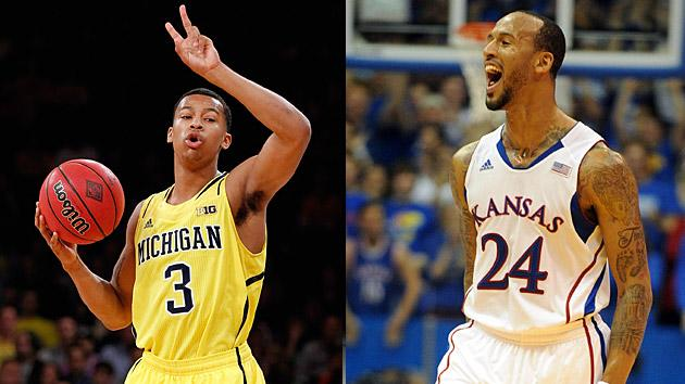 Trey Burke, Travis Releford