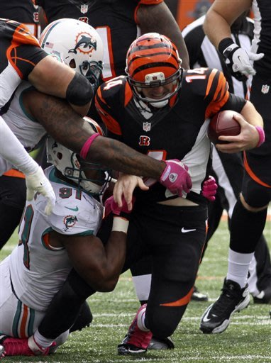 Bengals at their worst on third downs