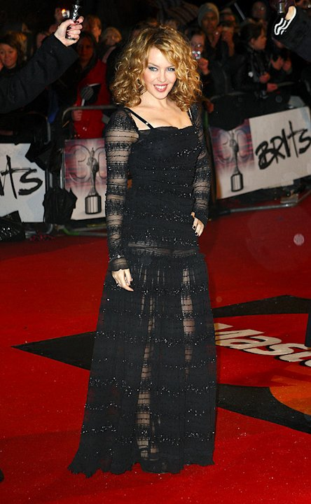 Minogue Kylie Brit Awards