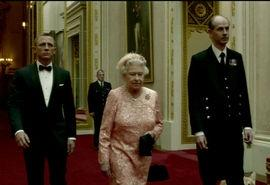 Danny Boyle Reveals Queen Volunteered For Olympic James Bond Sketch