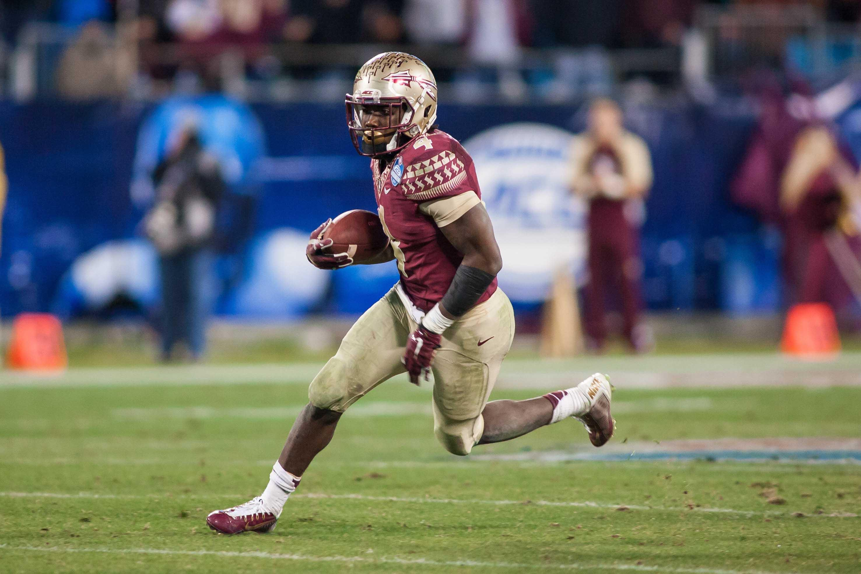 Florida State RB Dalvin Cook listed as an associate in assault case