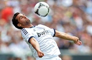 Real Madrid was tired against Zaragoza, admits Arbeloa