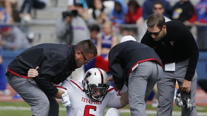Kingsbury: no structural damage to Mayfield's knee