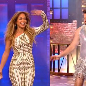 Anna Kendrick Enlists JLo to Beat John Krasinski in 'Lip Sync Battle'