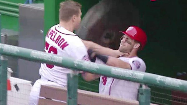 10 times Bryce Harper gave people a reason to hate him | Big League Stew - Yahoo Sports
