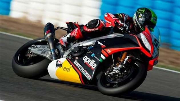 Jerez WSBK: Laverty does the double in the final round