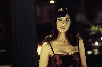 Famke Janssen as Evelyn Price in Warner Brothers' House On Haunted Hill
