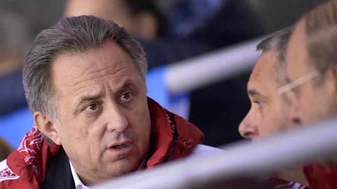 Russia's sports minister Vitaly Mutko (pictured) on Sunday lashed out against German broadcasters ARD over their allegations of mass doping among Russian athletes