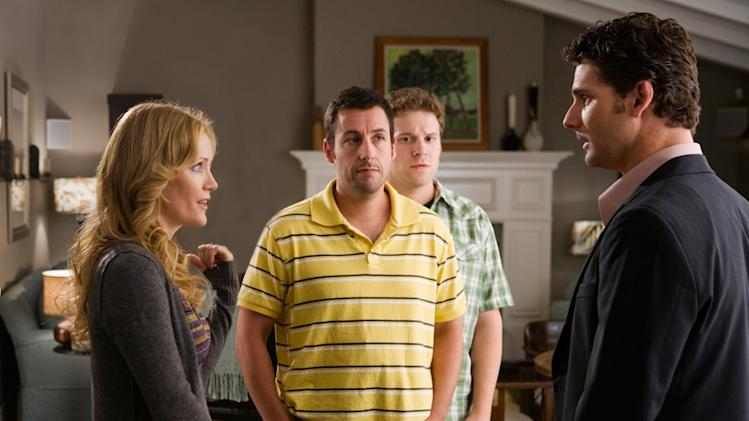 Most Anticipated of 2009 Funny People Adam Sandler Eric Bana Leslie Mann Seth Rogen