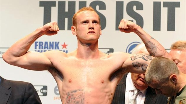 George Groves (AFP)
