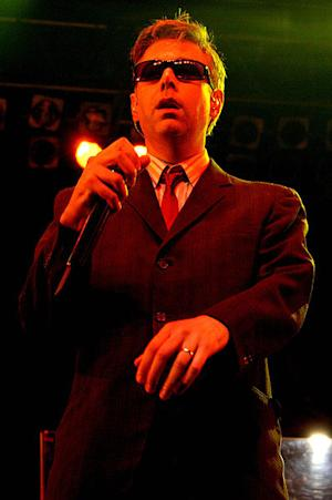 Adam Yauch from Beastie Boys
