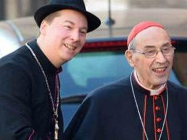 Bishop Imposter Nearly Gets Into the Vatican