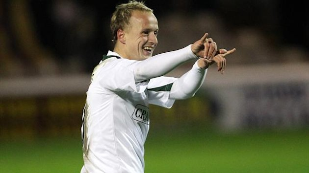 Leigh Griffiths has impressed on loan at Hibernian this season