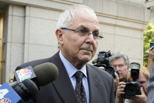 Peter Madoff leaves Federal Court in New York after pleading guilty to criminal charges. The suspense surrounding the sentencing of the brother of Ponzi king Bernard Madoff will largely be absent because a plea agreement makes a 10-year prison term all but certain.