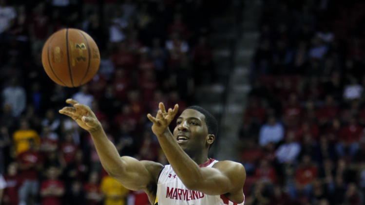 NCAA Basketball: North Carolina State at Maryland