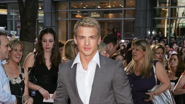 Harry Potter and the Half Blood Prince NY Premiere 2009 Freddie Stroma