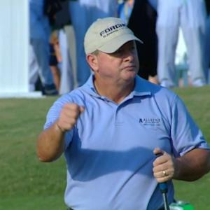 Ian Woosnam emerges victorious at Insperity Invitational