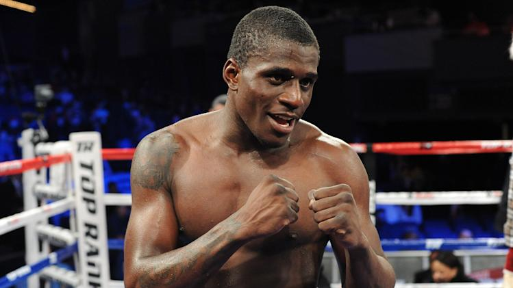Boxing: Steven Tyner vs. Ronald Ellis