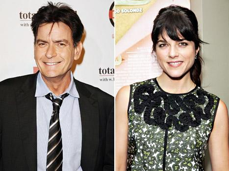 Selma Blair Leaving Anger Management After Charlie Sheen Feud