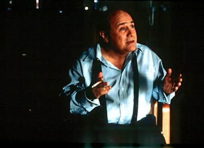 Danny DeVito as Phil in Lions Gate's The Big Kahuna