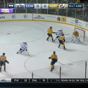 Pekka Rinne Save on Jeff Petry (15:05/2nd)