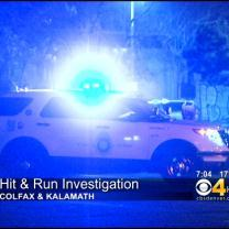One Seriously Injured In Hit & Run