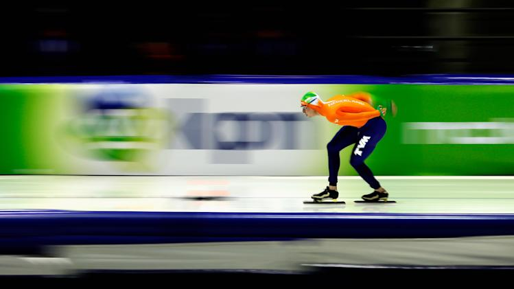 Essent ISU World Cup Speed Skating - Day One