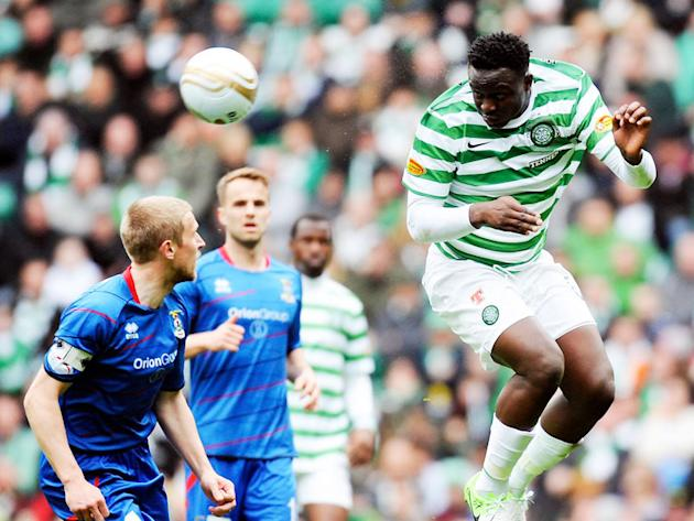 Wanyama makes Celtic vow